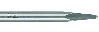 BOSCH 2609390576 SDS+ POINTED CHISEL 250MM