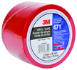 3M 70002409053 471 VINYL TAPE RED 25MMX33MTR